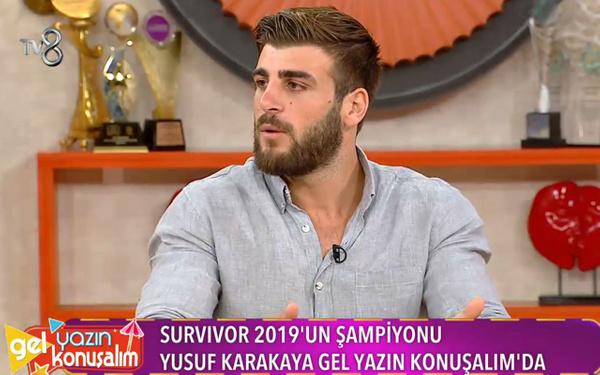 Seray Sever sordu Survivor şampiyonu Yusuf Karakaya sinirlendi: Zavallı bir düşünce - Sayfa 4