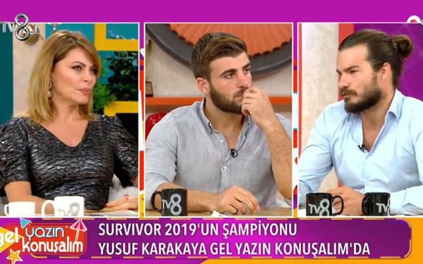 Seray Sever sordu Survivor şampiyonu Yusuf Karakaya sinirlendi: Zavallı bir düşünce - Sayfa 2