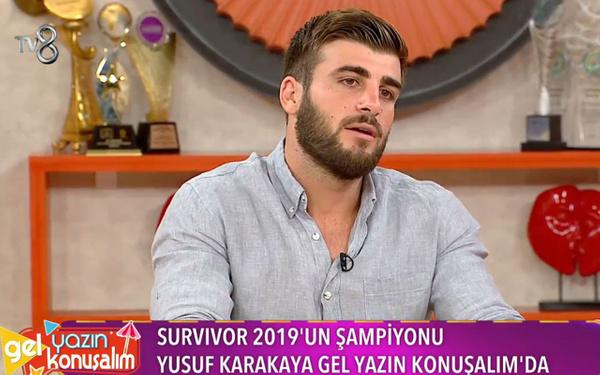 Seray Sever sordu Survivor şampiyonu Yusuf Karakaya sinirlendi: Zavallı bir düşünce - Sayfa 5