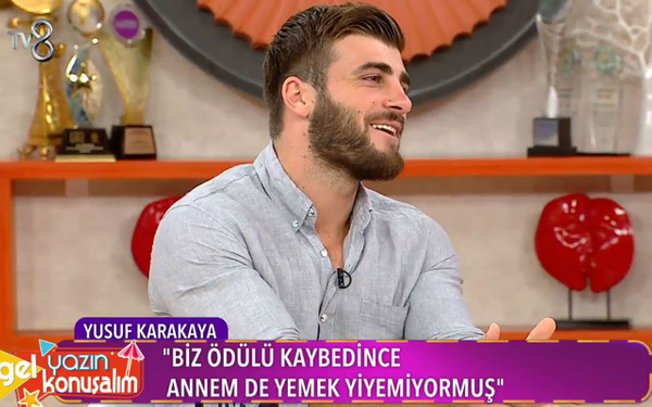 Seray Sever sordu Survivor şampiyonu Yusuf Karakaya sinirlendi: Zavallı bir düşünce - Sayfa 3