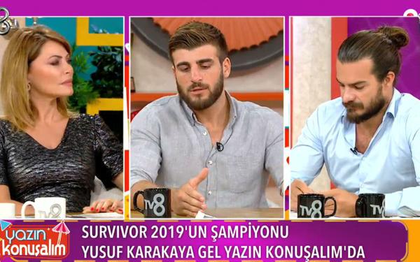 Seray Sever sordu Survivor şampiyonu Yusuf Karakaya sinirlendi: Zavallı bir düşünce - Sayfa 7