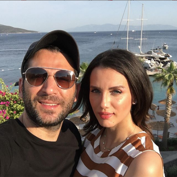 Kim Milyoner Olmak İster'in sunucusu Murat Yıldırım ve eşi Iman Elbani bebeklerini kaybetti - Sayfa 1