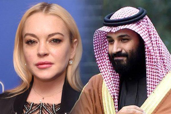 Suudi Arabistan veliahtı Prens Selman'ın aşkı ortaya çıktı Lindsay Lohan ile birlikte - Sayfa 4