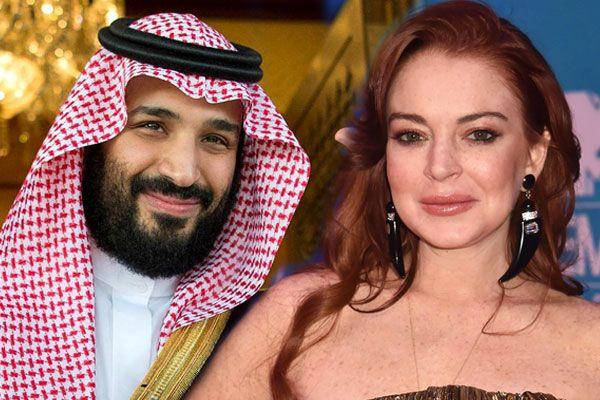 Suudi Arabistan veliahtı Prens Selman'ın aşkı ortaya çıktı Lindsay Lohan ile birlikte - Sayfa 3