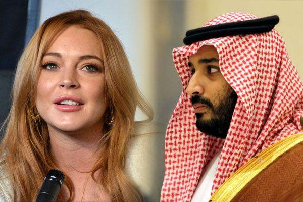 Suudi Arabistan veliahtı Prens Selman'ın aşkı ortaya çıktı Lindsay Lohan ile birlikte - Sayfa 2