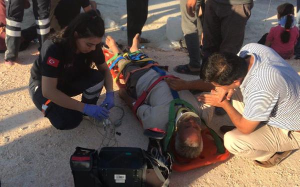 Gaziantep'te trafik kazası 3 ölü 12 yaralı - Sayfa 7