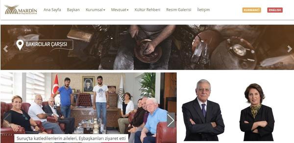 Mardin'de HDP'li belediyeler resmi web sitelerinde Atatürk ve Türk bayrağı resmini kaldırdı - Sayfa 3
