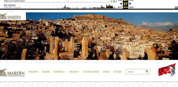 Mardin'de HDP'li belediyeler resmi web sitelerinde Atatürk ve Türk bayrağı resmini kaldırdı - Sayfa 4