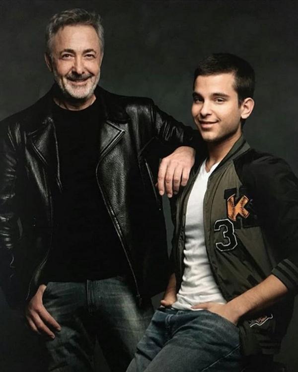 Mehmet Aslantuğ'un oğlu özür diledi! O poz başını yakmıştı - Sayfa 3