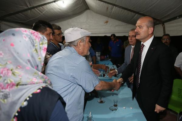 İçişleri Bakanı Süleyman Soylu Denizli'deki depremin bilançosunu açıkladı - Sayfa 1