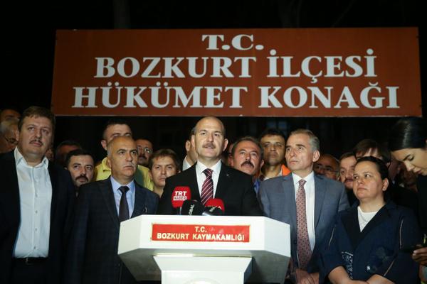 İçişleri Bakanı Süleyman Soylu Denizli'deki depremin bilançosunu açıkladı - Sayfa 8