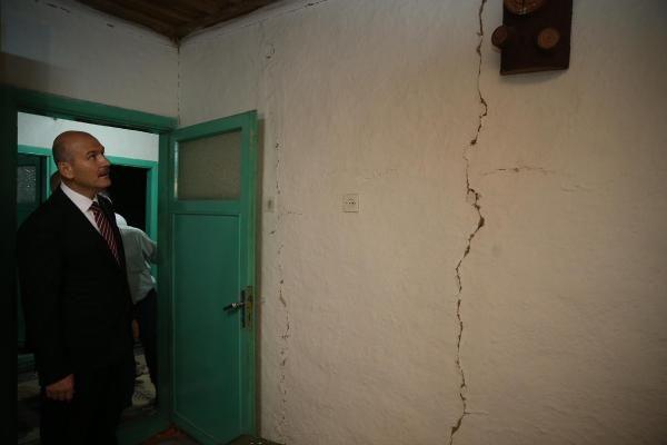 İçişleri Bakanı Süleyman Soylu Denizli'deki depremin bilançosunu açıkladı - Sayfa 14
