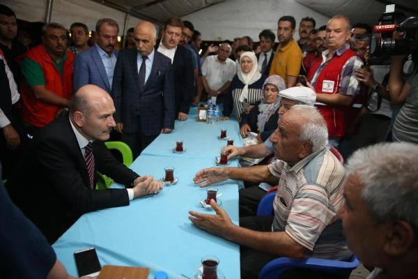 İçişleri Bakanı Süleyman Soylu Denizli'deki depremin bilançosunu açıkladı - Sayfa 16