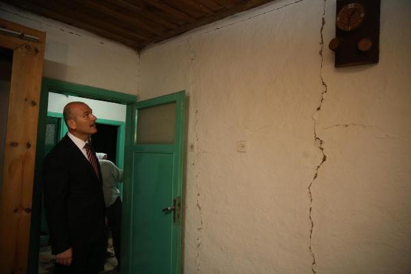 İçişleri Bakanı Süleyman Soylu Denizli'deki depremin bilançosunu açıkladı - Sayfa 17
