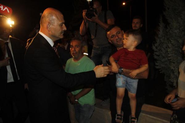 İçişleri Bakanı Süleyman Soylu Denizli'deki depremin bilançosunu açıkladı - Sayfa 9