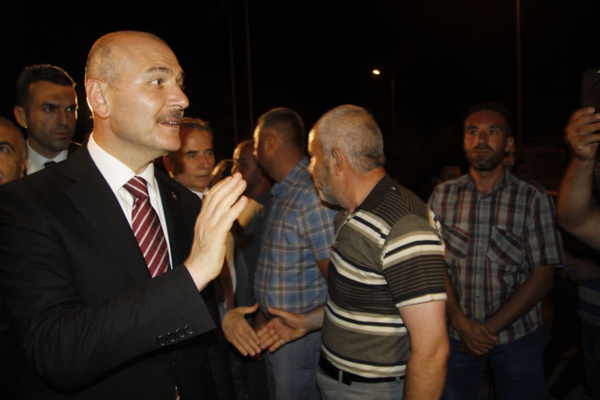İçişleri Bakanı Süleyman Soylu Denizli'deki depremin bilançosunu açıkladı - Sayfa 10