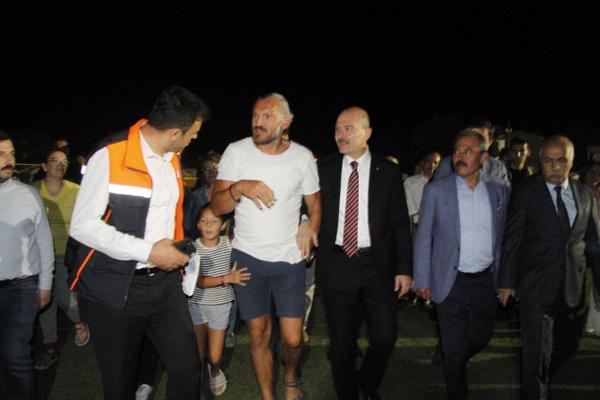 İçişleri Bakanı Süleyman Soylu Denizli'deki depremin bilançosunu açıkladı - Sayfa 12