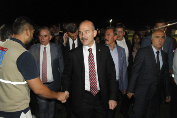 İçişleri Bakanı Süleyman Soylu Denizli'deki depremin bilançosunu açıkladı - Sayfa 13