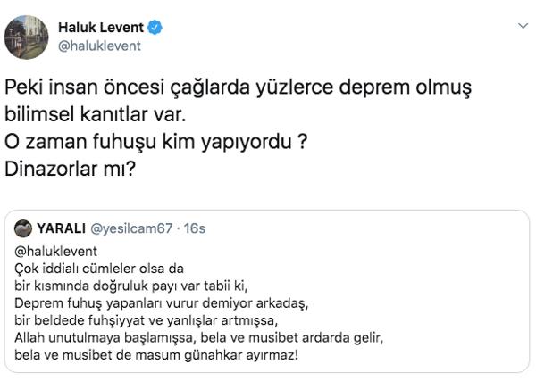 Haluk Levent Denizli depreminin ardından çileden çıktı: Fuhuşu kim yapıyordu? - Sayfa 5