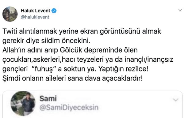 Haluk Levent Denizli depreminin ardından çileden çıktı: Fuhuşu kim yapıyordu? - Sayfa 3