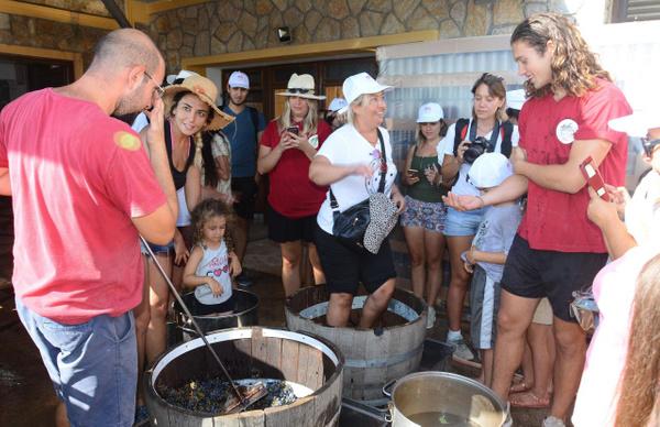 Muğla'da turistler akın etti ayakkabılarını çıkarıp işe giriştiler - Sayfa 3
