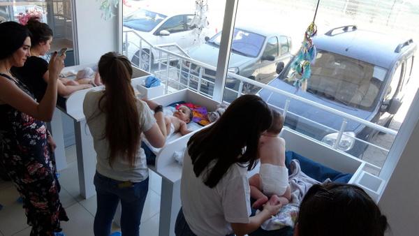 İzmit'te 10 aylık bebeklere SPA masajı yapılıyor! Faydası ne... - Sayfa 3