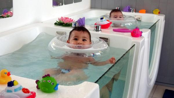 İzmit'te 10 aylık bebeklere SPA masajı yapılıyor! Faydası ne... - Sayfa 5