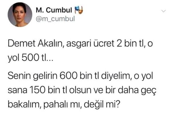 İstanbul-İzmir otoyolunu öven Demet Akalın'a bir tepki de Meltem Cumbul'dan geldi! - Sayfa 5