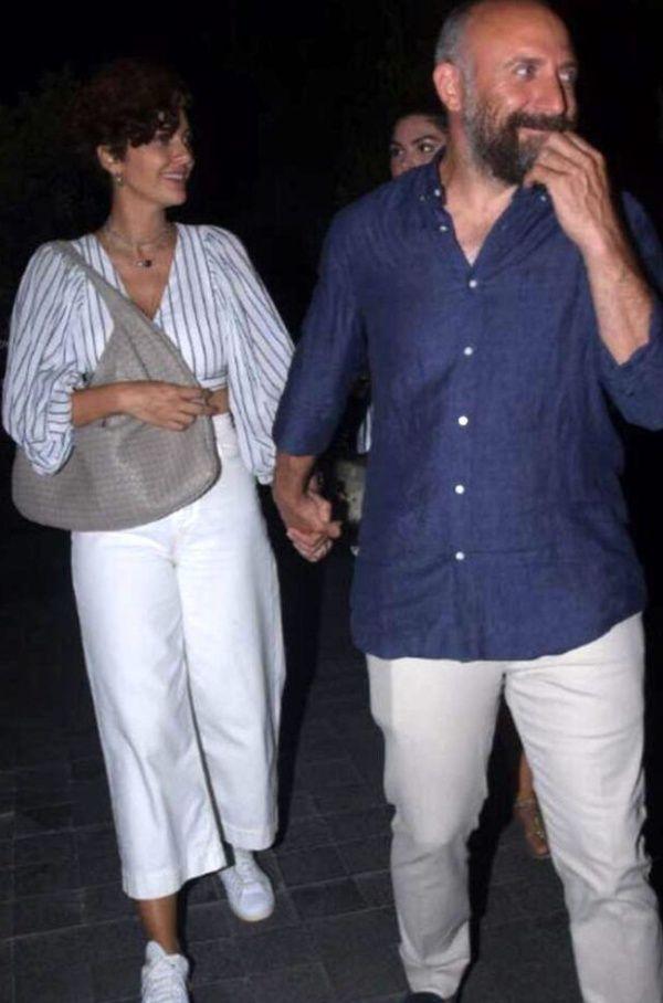 Halit Ergenç ile evli olan Bergüzar Korel hamilelik haberlerine açıklık getirdi - Sayfa 7