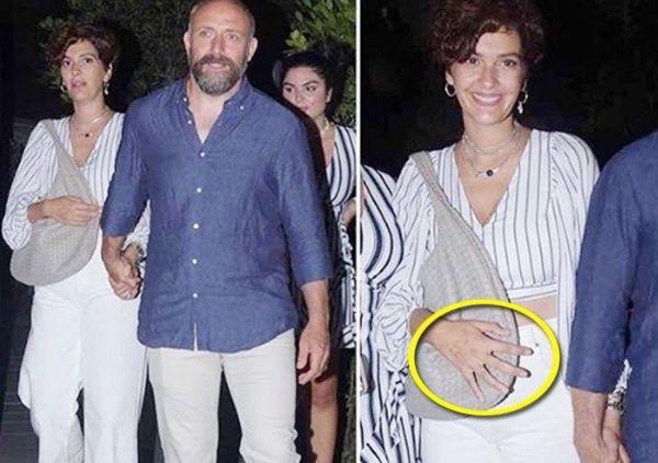 Halit Ergenç ile evli olan Bergüzar Korel hamilelik haberlerine açıklık getirdi - Sayfa 5