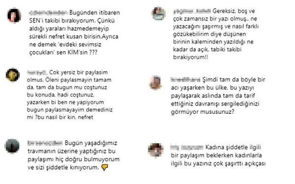 Emine Bulut cinayetinin ardından Nilgün Bodur'un kadınlar hakkında skandal sözleri! - Sayfa 10