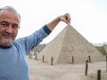 Burası Antalya! Yıllardır ayaktaki piramit rekorlar kitabına girmeye aday