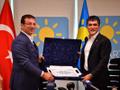 İBB Başkanı İmamoğlu'ndan İYİ Partili Buğra Kavuncu'ya destek
