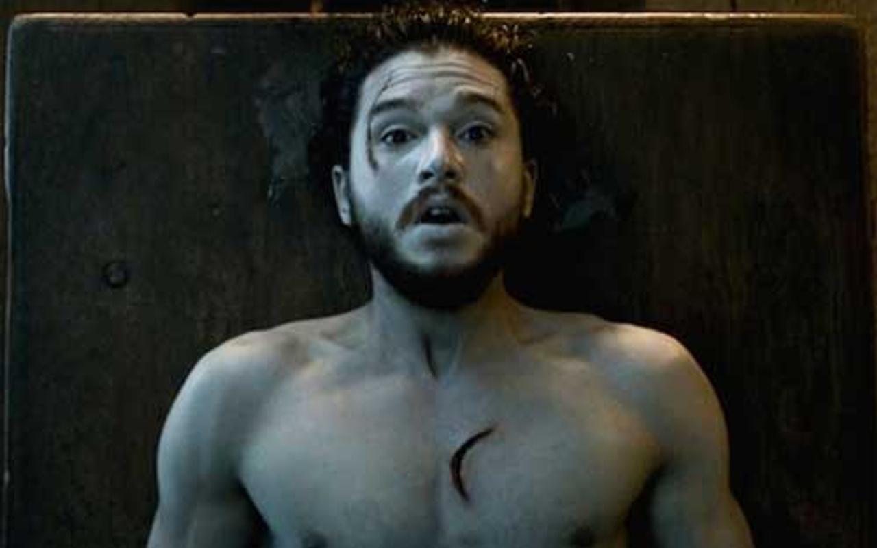 Game Of Thrones 6  sezon 2  bölüm - Jon Snow dirildi