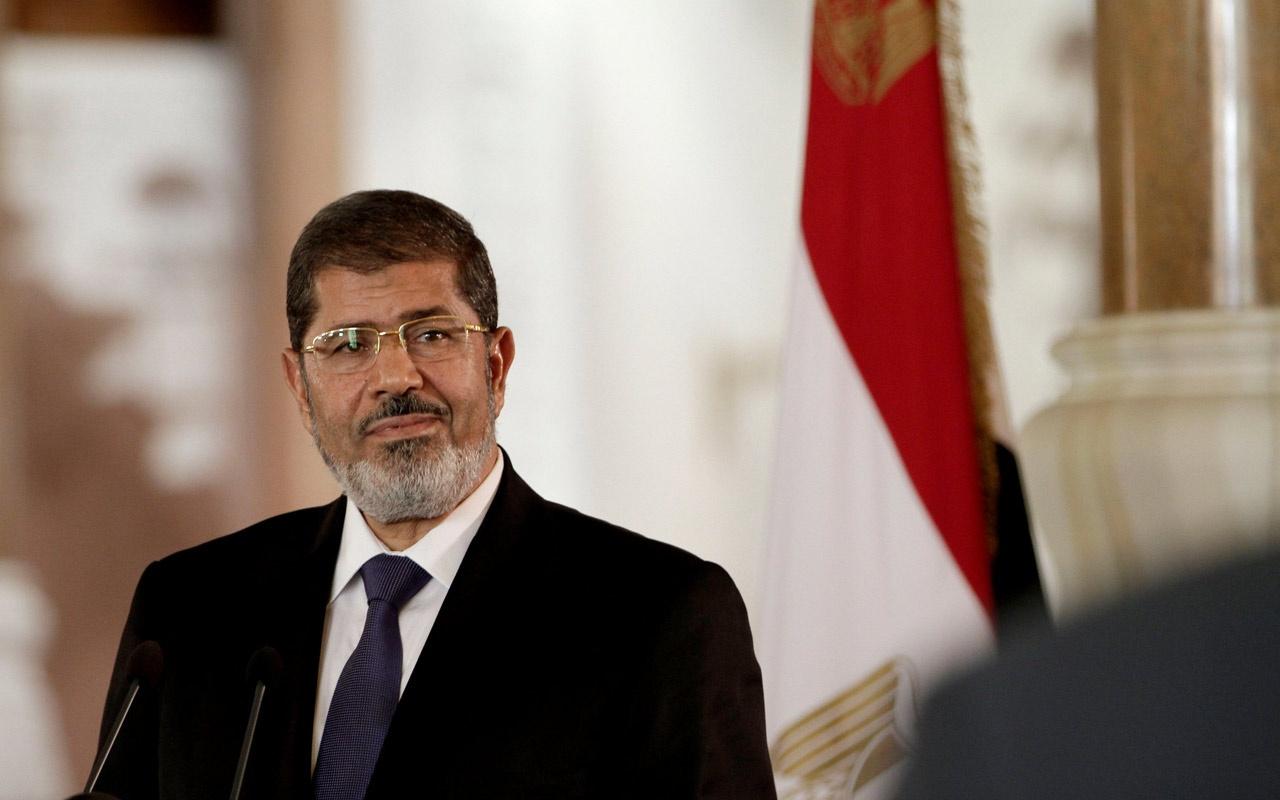 Mursi'nin şehadetinin ardından Türkiye'den peş peşe mesajlar!