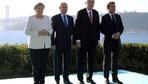 İstanbul'da İdlib zirvesi Erdoğan, Putin, Merkel ve Macron...
