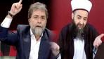 Cübbeli'den Ahmet Hakan'a olay 'öpme' cevabı! Nişantaşı'na kadar...