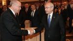 Cumhurbaşkanı Erdoğan ile Kılıçdaroğlu AYM'nin kuruluş töreninde tokalaştı