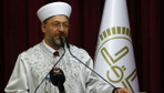 Ali Erbaş'tan çok konuşulacak açıklama: 300 bin kişiyle teravih namazı kılacağız