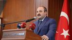 Sanayi ve Teknoloji Bakanı MustafaVarank'tan istihdam müjdesi