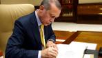 Erdoğan imzaladı 3 atama 1 görevden alma kararı