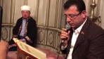 İmamoğlu camiye gitti Kur'an okudu