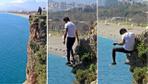 Antalya'da genci o halde görenler polisi aradı