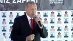 Cumhurbaşkanı Erdoğan Çanakkale'de konuştu: İstanbul'u Konstantinapol yapamayacaksınız