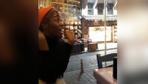 Sirkeci de utandıran anlar! Afrikalı turist 'kötü koktuğu' gerekçesiyle kovuldu