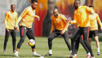 Galatasaray'da dikkat çeken 4'lü
