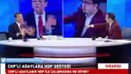 Ülke TV'ye çıkan Ekrem İmamoğlu sunucu Turgay Güler ile kapıştı