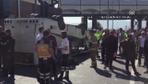 İzmir'de servis minibüsü devrildi: 20 yaralı