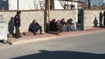 Konya'da korkunç olay! dehşet! Telefondaki oğlu dehşete tanık oldu