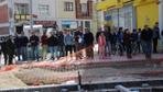 Eskişehir'de intihar girişimini film gibi izlediler